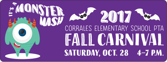 Fall Carnival Oct 28th 4 - 7PM